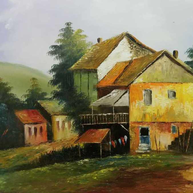 بيت المزرعة