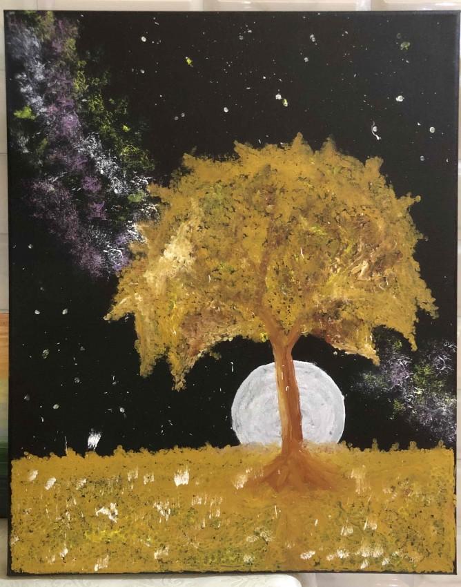 قمر الخريف