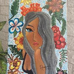 فتاة هاواي