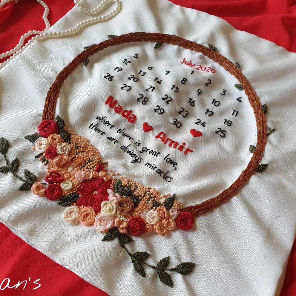 Wedding Ceremony Handkerchief