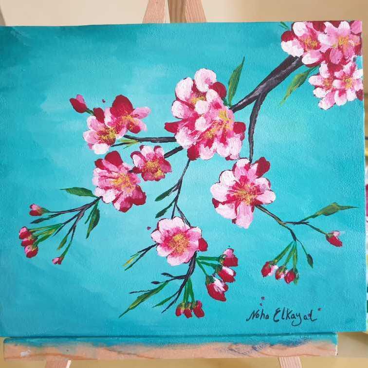 زهور الكرز
