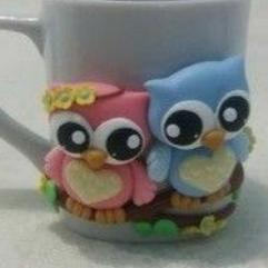 Decorated Mug 3