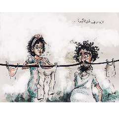 كاريكاتير ٢