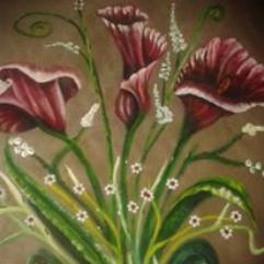 بهجة الزهور