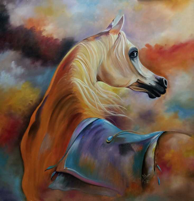 الحصان  الحالم