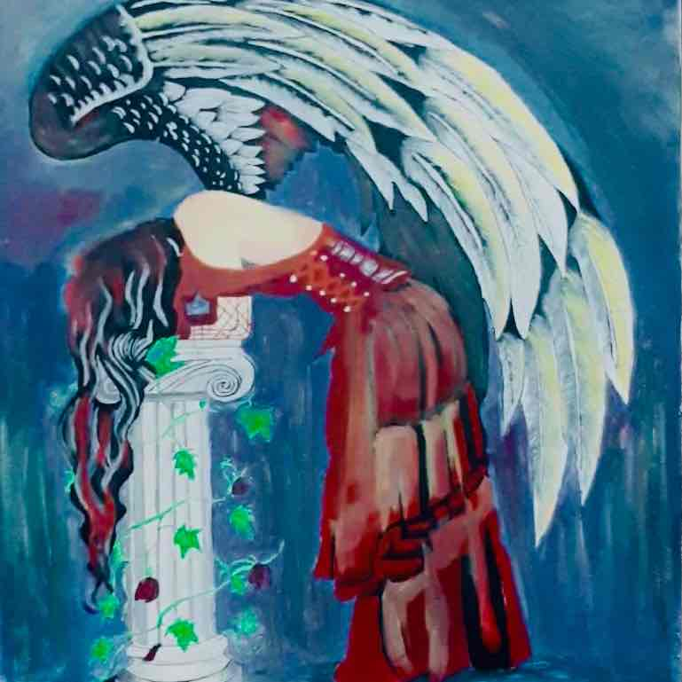 الملاك الحائر