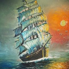 سفينة الامل