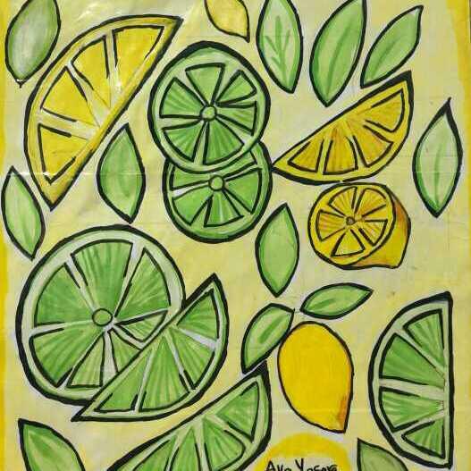 بهجة الليمون