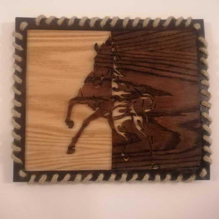 (حصان  (أركت يدوي