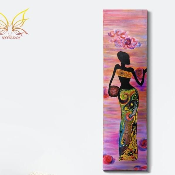 فن افريقي