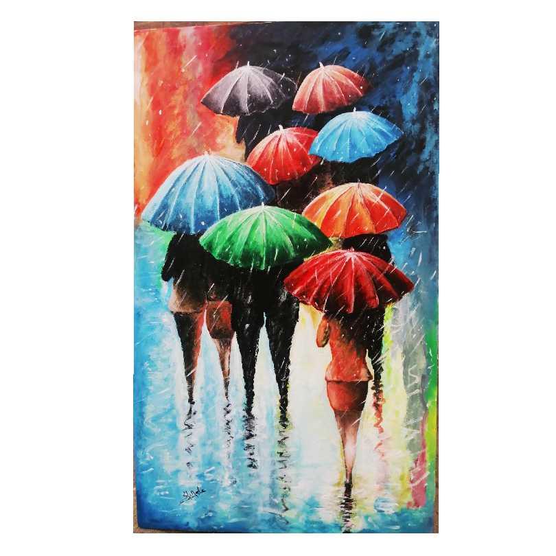 الشتاء الممطر
