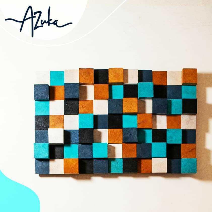 قطعة فنية لتزيين الحائط
