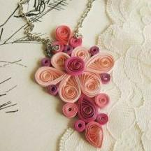 (زهور (فن لف الورق