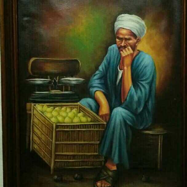 A Market Seller