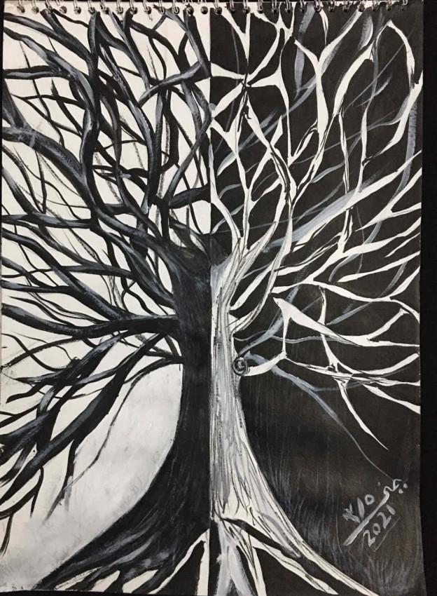 شجرة الخريف