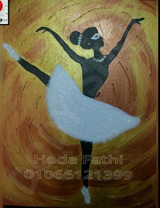 راقصه الباليه