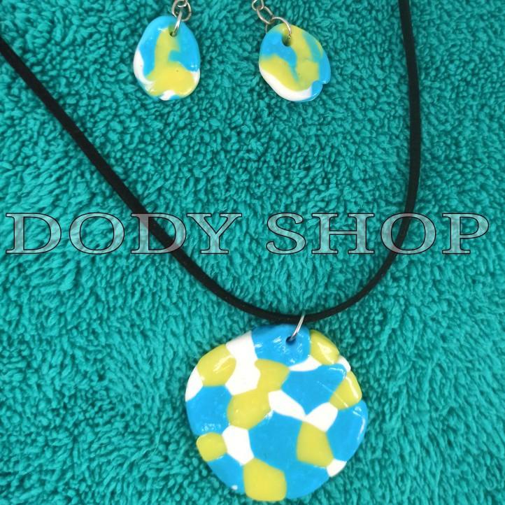 Necklace &  Earrings Set 8