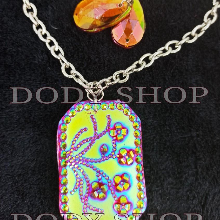 Necklace & Earrings Set 9