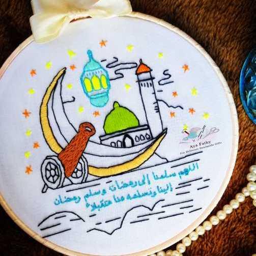 طاره بمناسبة شهر رمضان