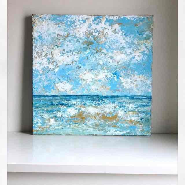 منظر البحر