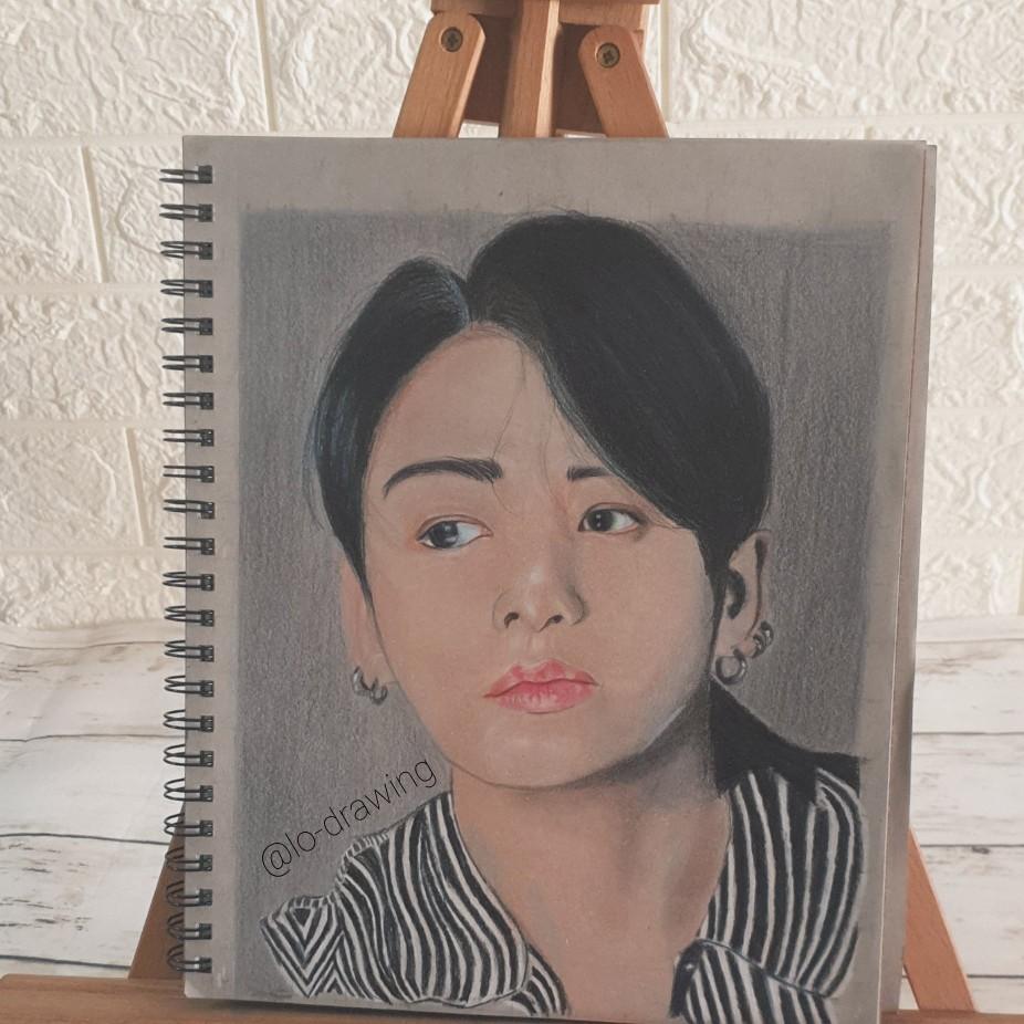 Personal Portrait  (Polychrome Colors)