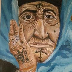 العجوز الأمازيغية