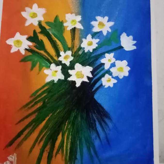 حزمة من زهور الياسمين