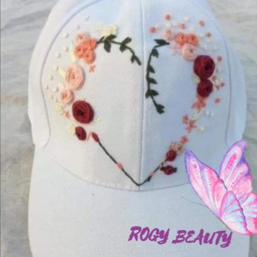 Cap (Hand Embroidery)