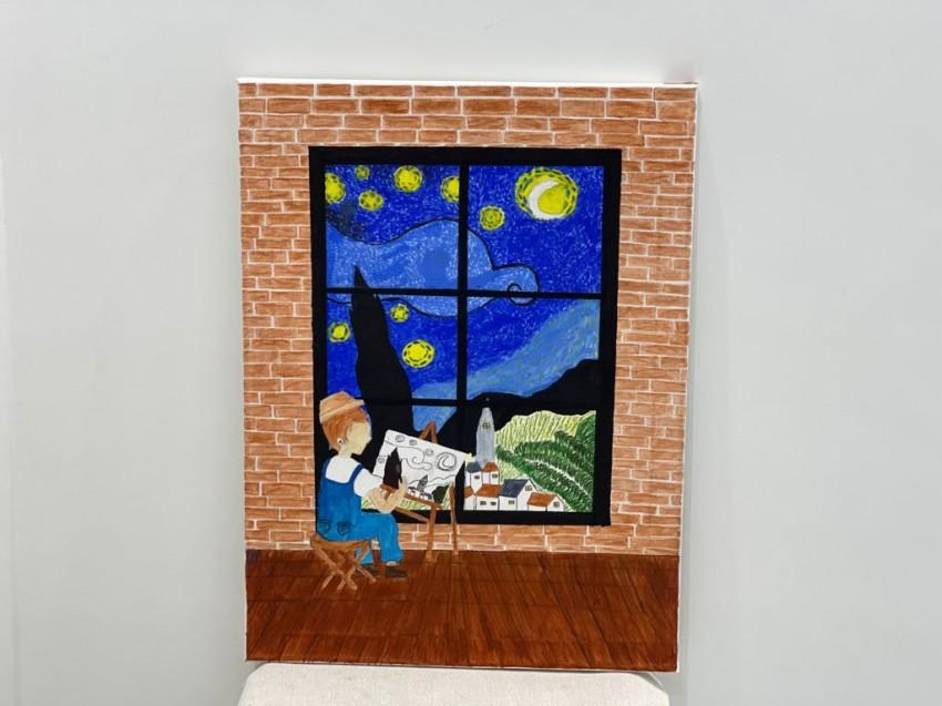 Van Gogh's Shadow