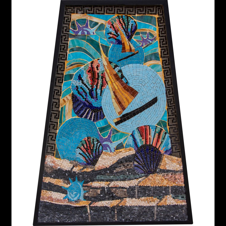 Alexandria El Mahrousa (Mosaic Art)