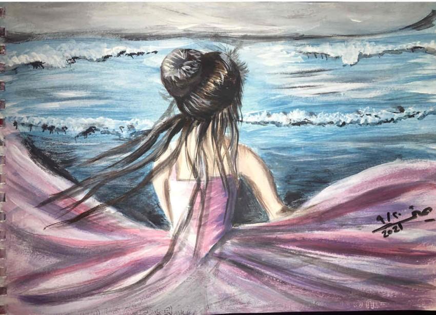 فتاة البحر