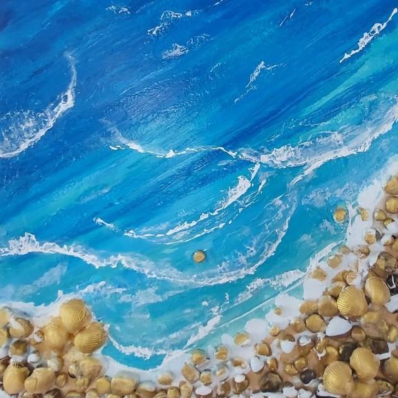 الشاطئ الذهبي