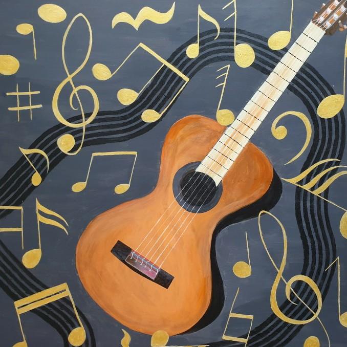 نغمات الجيتار