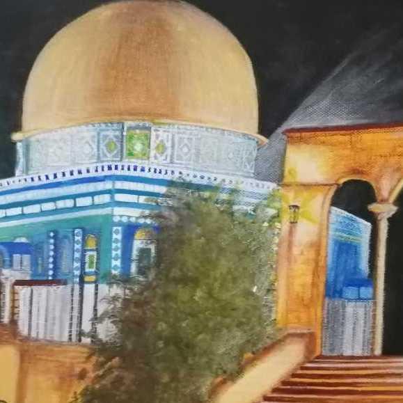 قبة الصخرة القدس