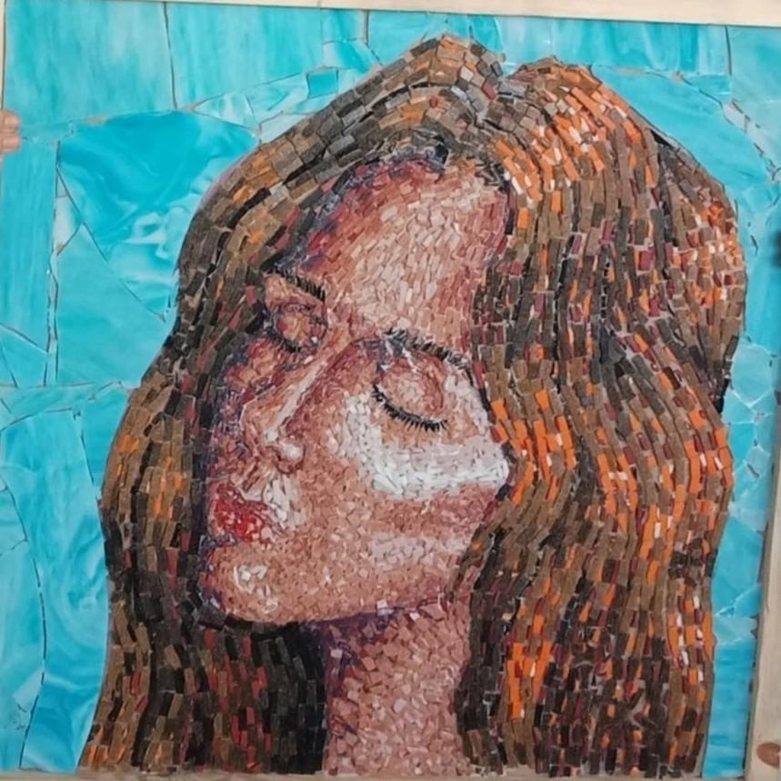 Tranquility (Mosaic Art)